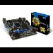 MSI H81M-E33 V2 Motherboard LGA 1150 Intel H81 DDR3 VGA HDMI USB 3.0 Gigabit LAN MicroATX