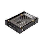 """StarTech.com Bahía de 3,5"""" para Unidades de Disco de 2,5"""" SATA con Intercambio en Caliente HotSwap Antivibración - Rack Móvil con Seguro"""