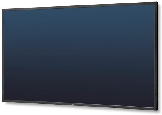 "NEC MultiSync V463 Digital signage flat panel 46"" LED Full HD Black"