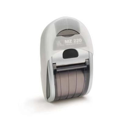 Zebra AK18354-1 peripheral device case Mobile printer Cover Silicone White