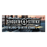 Kalypso Sudden Strike 4: Finland - Winter Storm PC
