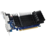 ASUS GT730-SL-2GD5-BRK - Graphics card - GF GT 730 - 2 GB GDDR5 - PCIe 2.0 x16 low profile - DVI, D-Sub,