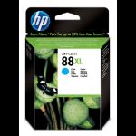 HP 88XL Origineel Cyaan 1 stuk(s)