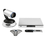 AVerMedia SVC100 Full HD Silver 2MP Ethernet LAN video conferencing system