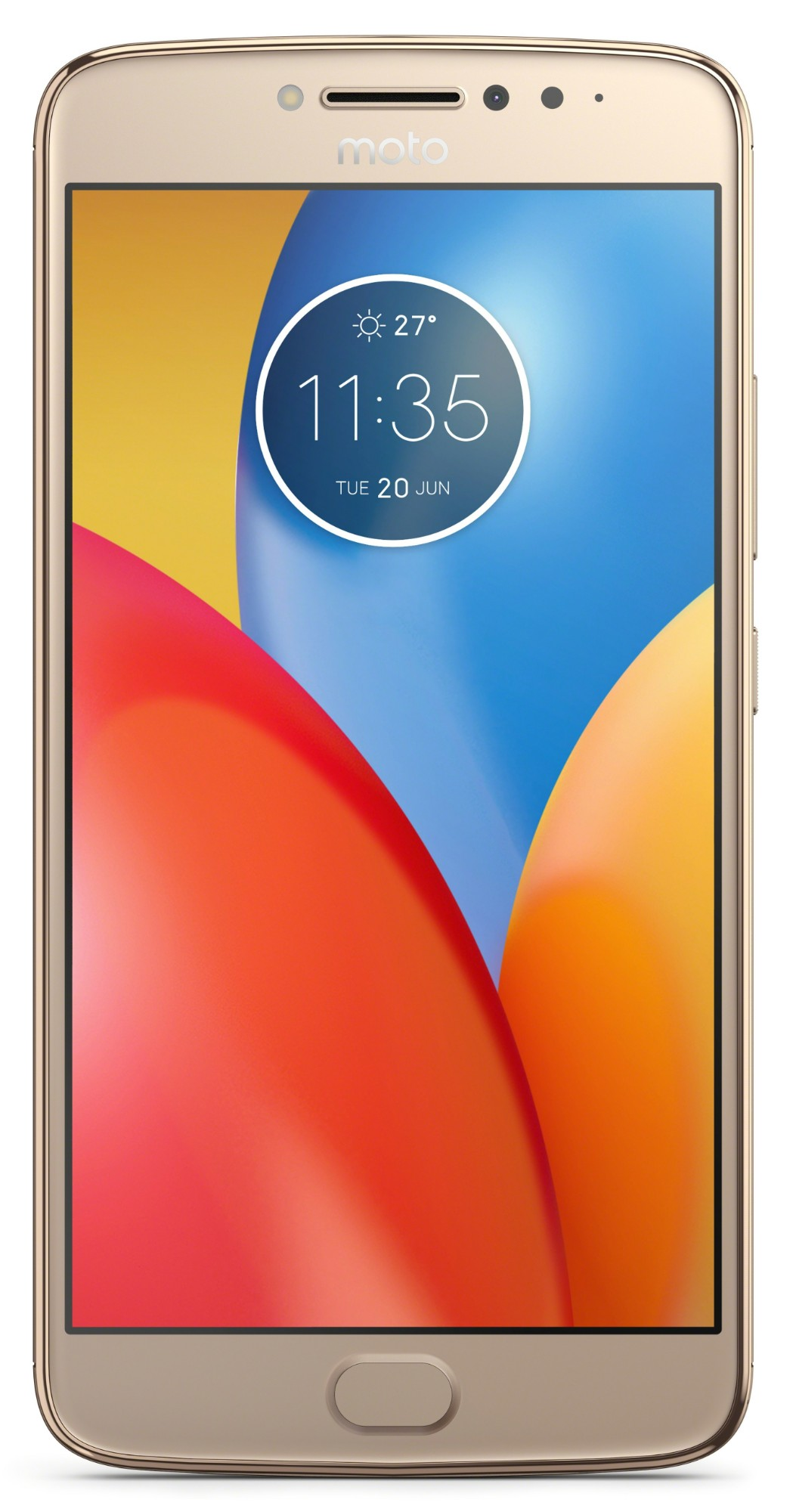 Motorola Moto E4 Plus Single SIM 4G 16GB Gold