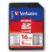 Verbatim VB-SDHC10-16G memory card
