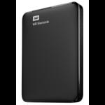 Western Digital WD Elements Portable Externe Festplatte 1000 GB Schwarz