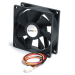 StarTech.com High Air Flow 9.25 cm Dual Ball Bearing Case Fan with TX3 Connector Carcasa del ordenador