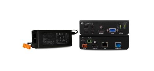 Atlona HDVS-200-TX-PSK AV receiver Black