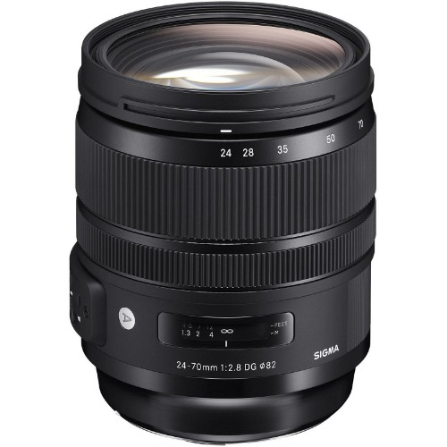 Sigma 576955 camera lens MILC/SLR Standard zoom lens Black