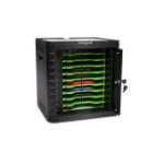 Kensington Sync & Charge Cabinet Portable device management cabinet Black
