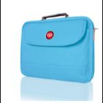 "Approx APPNB15LB notebook case 39.6 cm (15.6"") Briefcase Blue"