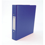 Elba 100082443 folder A5 PVC Blue