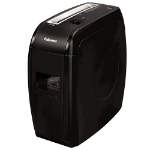 Fellowes Powershred 21Cs paper shredder Cross shredding Black