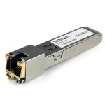 StarTech.com Cisco Compatibele Gigabit RJ45 SFP Transceiver Module Koper Mini-GBIC met Digital Diagnostics Monitoring