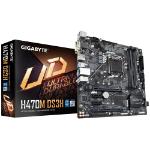 Gigabyte H470M DS3H motherboard Intel H470 Express LGA 1200 micro ATX