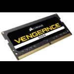 Corsair Vengeance CMSX32GX4M2A2400C16 memory module 32 GB 2 x 16 GB DDR4 2400 MHz