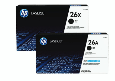 HP CF226X (26A) Toner black, 9K pages