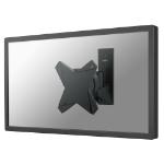 Newstar FPMA-W812 TV mount 76,2 cm (30 Zoll) Schwarz