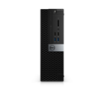 DELL OptiPlex 7040 3.4GHz i7-6700 SFF Black PC