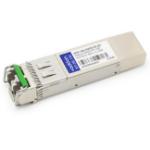 Add-On Computer Peripherals (ACP) SFPP-10G-DW28-ZR-AO network transceiver module Fiber optic 10000 Mbit/s SFP+