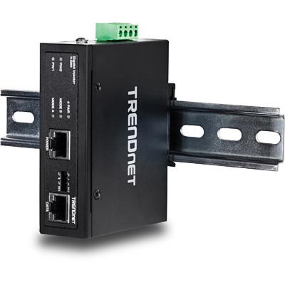 Trendnet TI-IG60 PoE adapter Fast Ethernet,Gigabit Ethernet