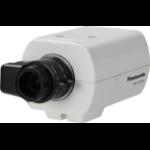 Panasonic WV-CP300 indoor box Black,White surveillance camera