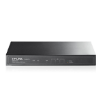 TP-LINK TL-R600VPN wired router Gigabit Ethernet Black