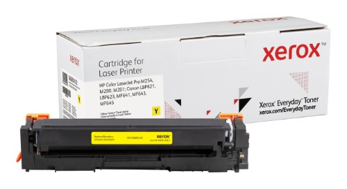 Xerox 006R04182 compatible Toner yellow, 2.5K pages (replaces Canon 054H HP 203X)