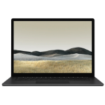 "Microsoft Surface Laptop 3 Notebook 38.1 cm (15"") 2496 x 1664 pixels Touchscreen 10th gen Intel® Core™ i7 32 GB LPDDR4x-SDRAM 1000 GB SSD Wi-Fi 6 (802.11ax) Windows 10 Pro Black"