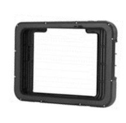 Zebra SG-ET5X-10RCSE2-01 handheld device accessory Handheld device rugged boot Black
