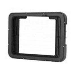 Zebra SG-ET5X-10RCSE2-01 accesorio para dispositivo de mano Funda robusta para terminal portátil Negro