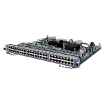 Hewlett Packard Enterprise 7500 48-port Gig-T Module network switch module Gigabit Ethernet
