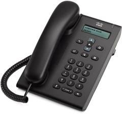 Cisco 3905 IP phone Black 1 lines