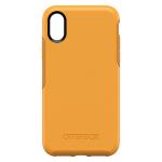 "Otterbox Symmetry Series f/ iPhone X/Xs 14,7 cm (5.8"") Funda Amarillo"