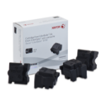 XEROX SOLID INK BLACK (4 STICKS)