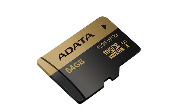 ADATA Speicherkarten 64GB MicroSDXC UHS-I Class 10 memory card