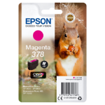 Epson C13T37834010 (378) Ink cartridge magenta, 360 pages, 4ml