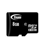Team Group microSDHC 8GB memory card Class 10