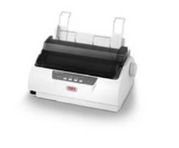 OKI ML1190 dot matrix printer 360 x 360 DPI 375 cps
