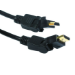 Cables Direct CDLHD4-SW03 HDMI cable 3 m HDMI Type A (Standard) Black