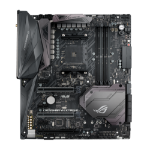 ASUS ROG CROSSHAIR VI EXTREME motherboard Socket AM4 Extended ATX AMD X370
