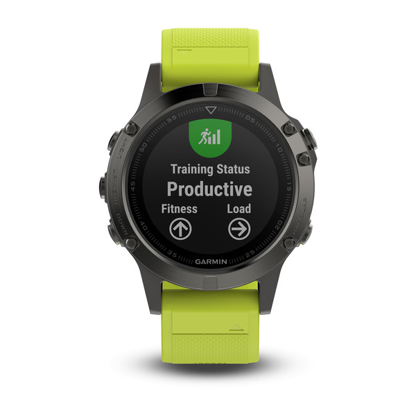 Garmin fēnix 5 Bluetooth Grey sport watch