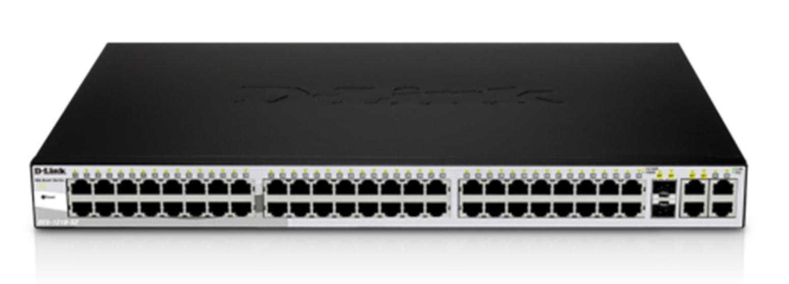 D-Link DES-1210-52 network switch