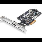 Lenovo 4XH0Y77510 interface cards/adapter Internal DisplayPort, Thunderbolt 3