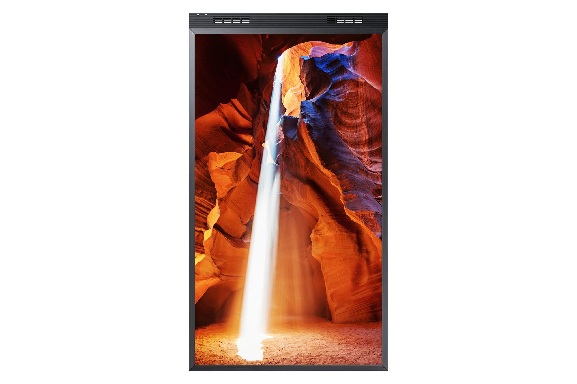"""Samsung OM46N-D 116,8 cm (46"""") LED Full HD Pantalla plana para señalización digital Negro Procesador incorporado Tizen 3.0"""