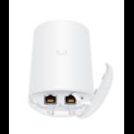 Ubiquiti Networks NanoStation AC WLAN access point 1000 Mbit/s Power over Ethernet (PoE) White