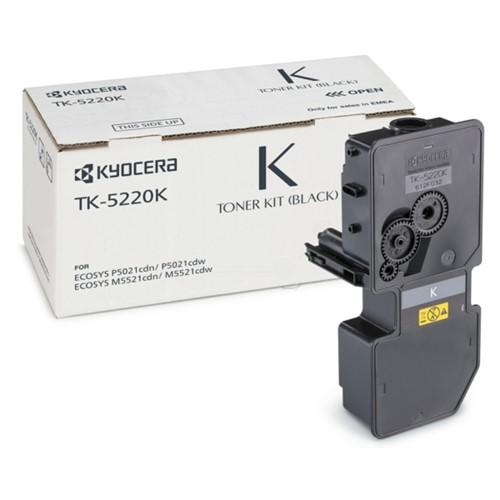 KYOCERA 1T02R90NL1 (TK-5220 K) Toner black, 1.2K pages
