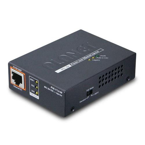 Planet POE-171A-60 PoE adapter Gigabit Ethernet 54 V