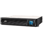 APC Smart-UPS Line-Interactive 1500VA 4AC outlet(s) Rackmount Black uninterruptible power supply (UPS)